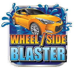 wheel side blaster