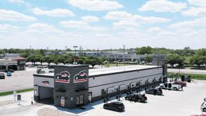 Wichita Kansas South broadway location image